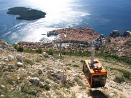 Dubrovnik teleferique