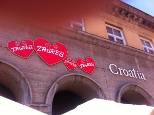 Zagreb heart