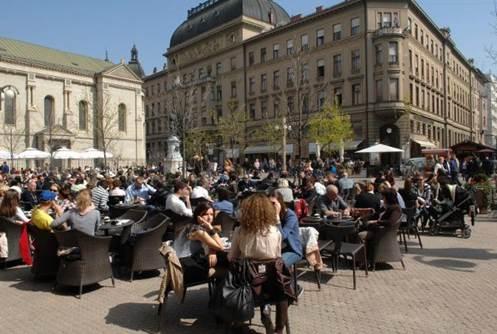 Cvjetni trg Zagreb