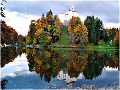 Trakoscan-Croatie-chateau