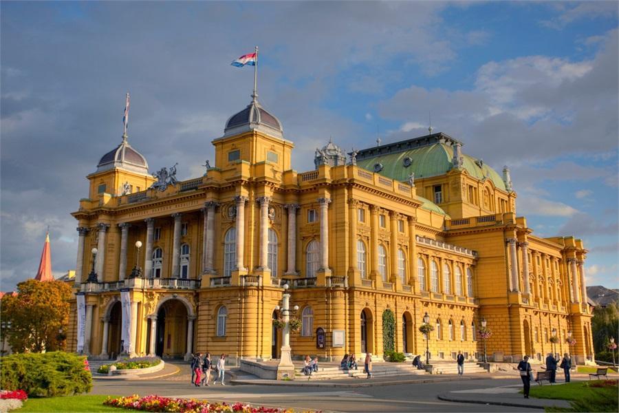 Croatia_Zagreb_Croatian_National_Theatre