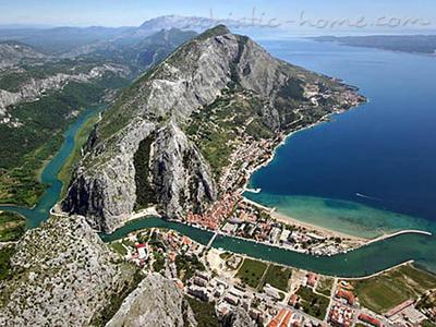 Omis-Croatia
